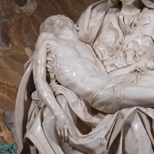 Michał Anioł, Pietà, niezła sztuka