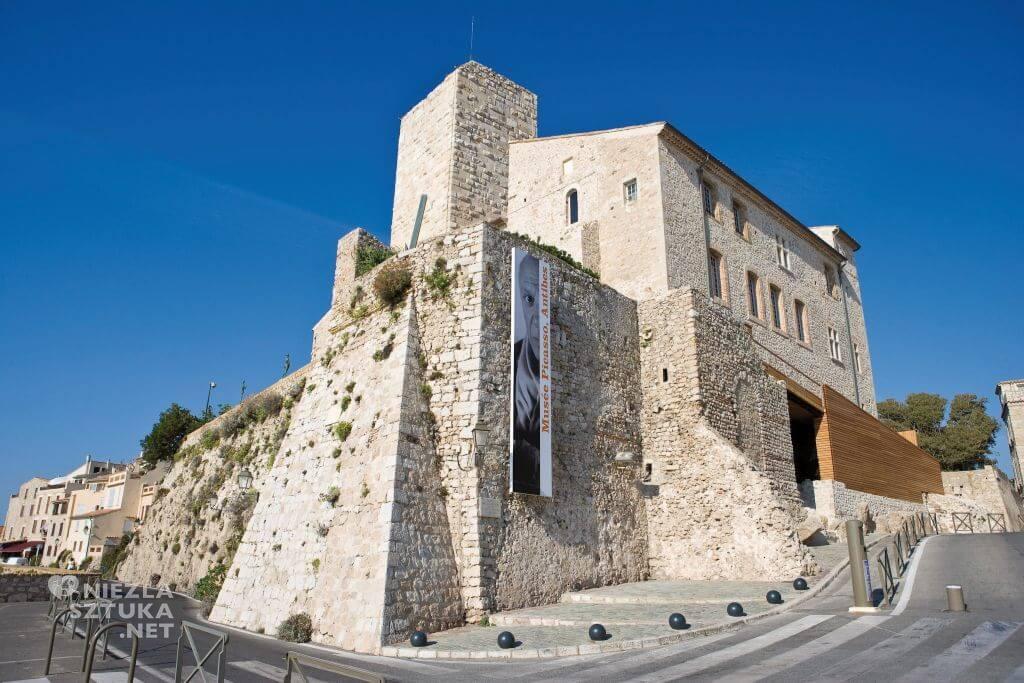 Muzeum Picassa, Picasso, Antibes, Niezła Sztuka
