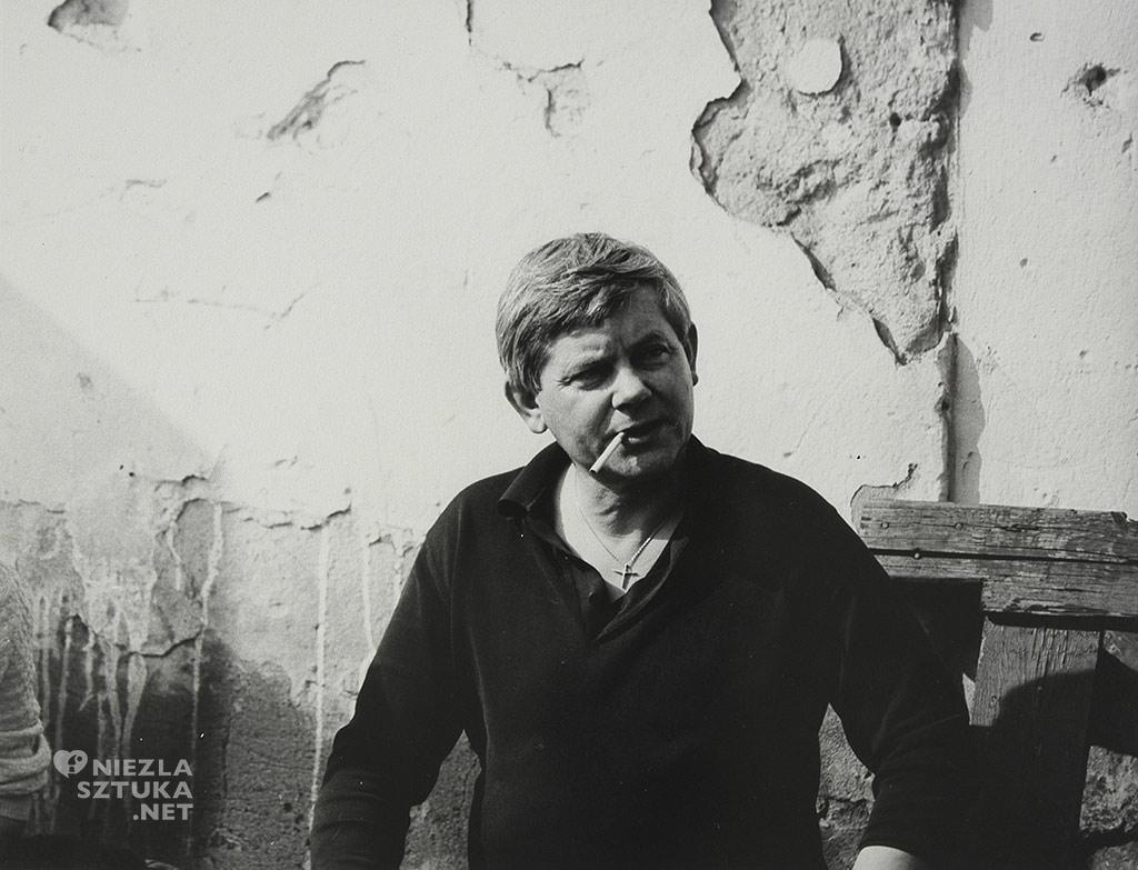 Zbigniew Herbert, fot. archiwum Michała Kapitaniaka, poeta, poezja, eseje o sztuce, Niezła sztuka