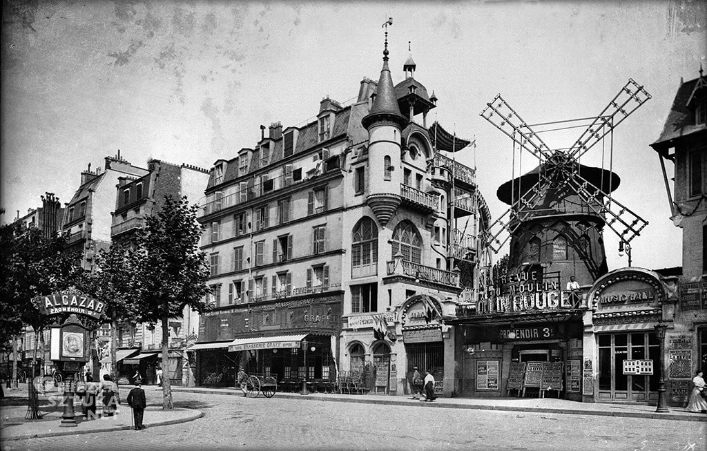 Moulin Rouge, Philips Collection