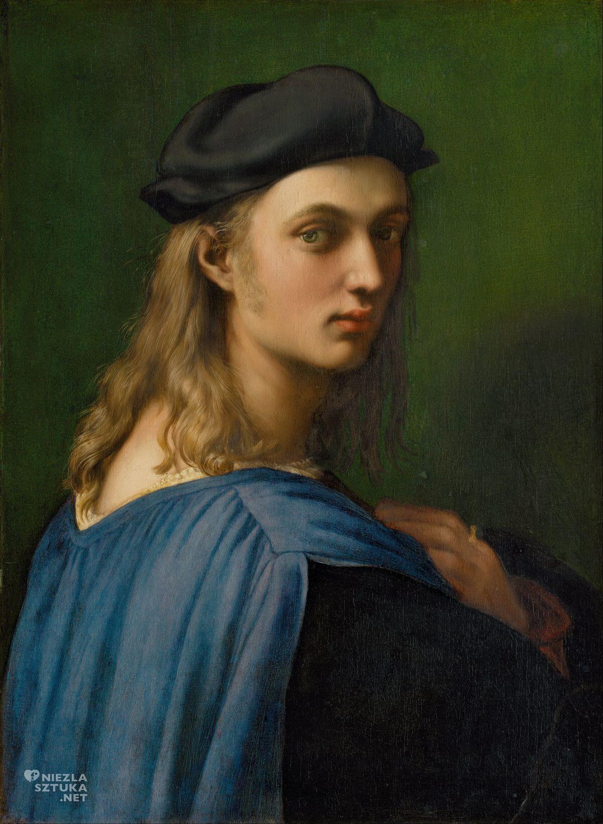 Rafael Santi, Bindo Altoviti, sztuka włoska, malarstwo włoskie, Niezła sztuka