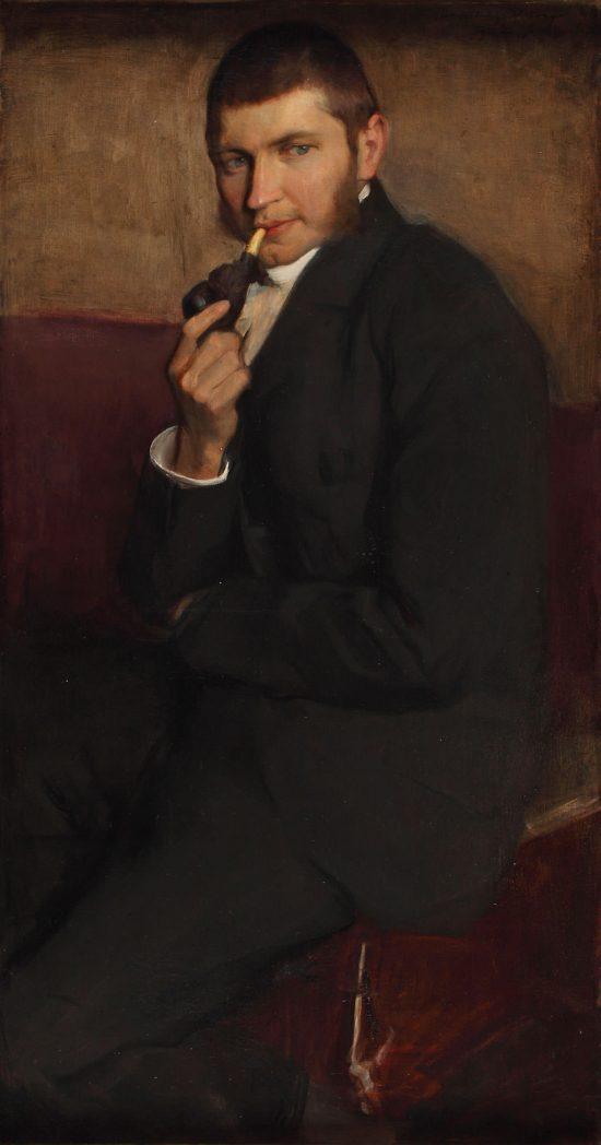 Portret Sotera Jaxy-Małachowskiego, malarstwo polskie, sztuka polska, Niezła sztuka