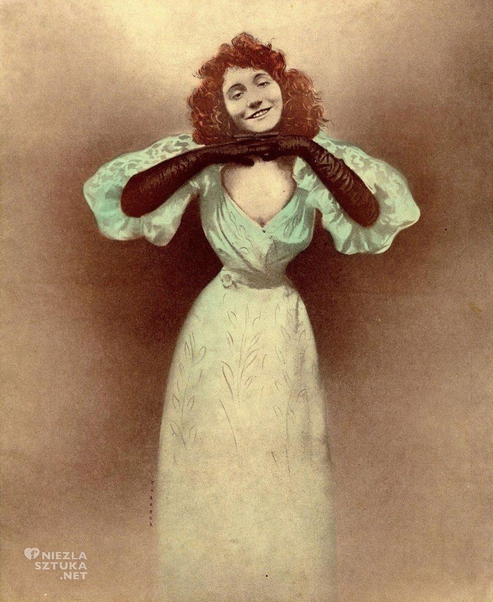 Yvette Guilbert, Niezła sztuka