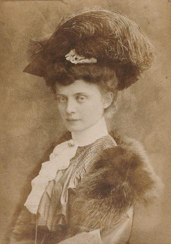 Żona Sotera Jaxy Małachowskiego, Jadwiga Małachowski