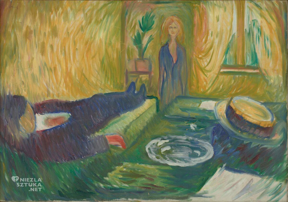 Edvard Munch, Morderczyni, Munchmuseet, Oslo, Niezła sztuka