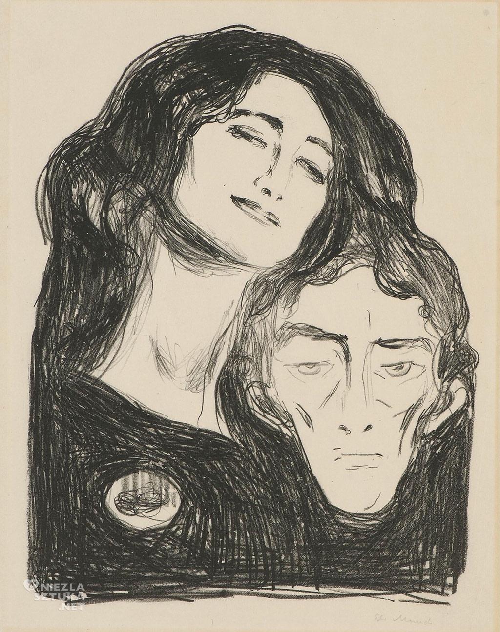 Edvard Munch, Salome, sztuka skandynawska, Niezła sztuka