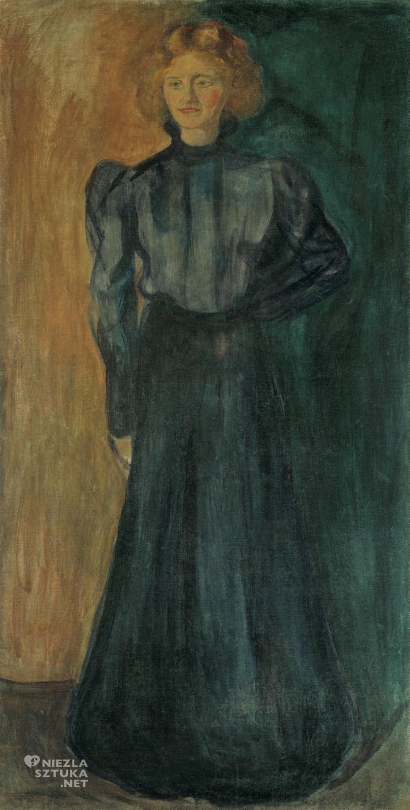 Tulla Larsen, Edvard Munch, Niezła sztuka