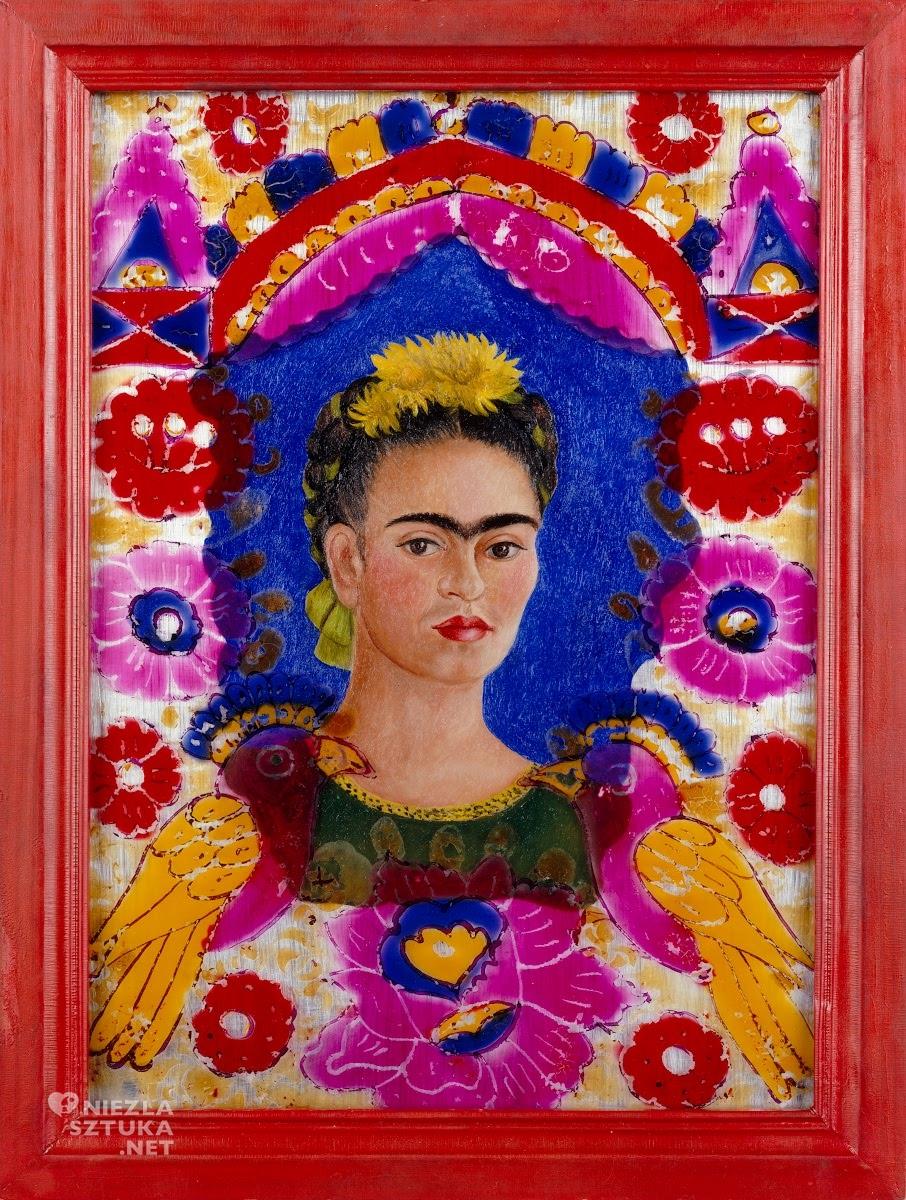 Frida Kahlo, Rama | 1938, Centre Pompidou, Niezła sztuka