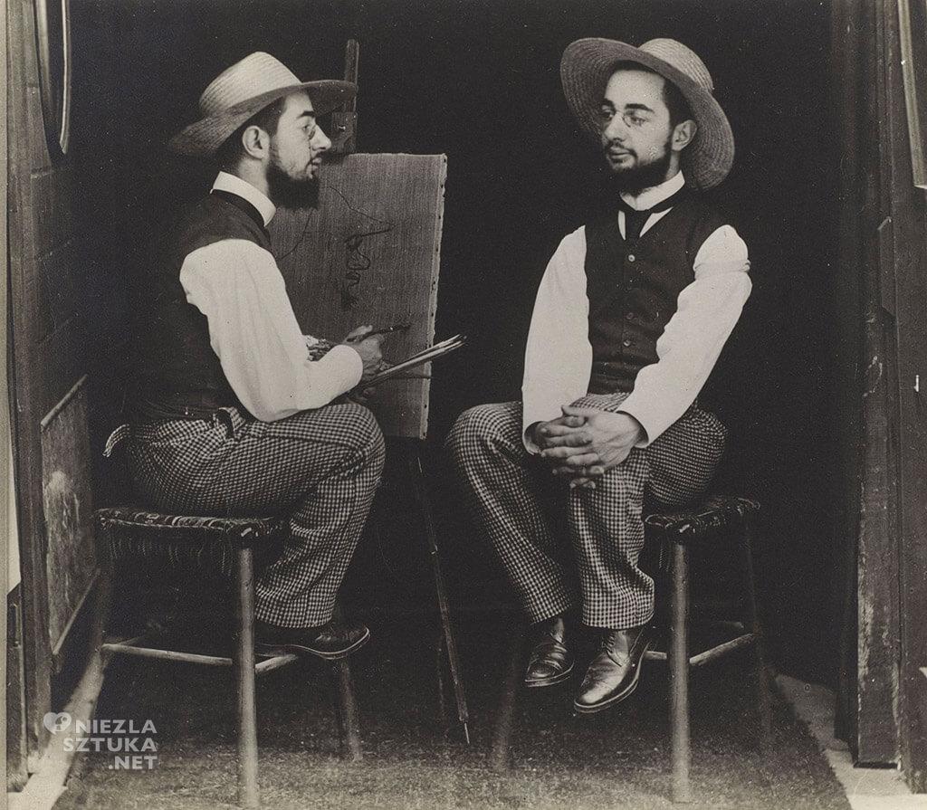 Maurice Guibert, Henri de Toulouse-Lautrec, Niezła sztuka
