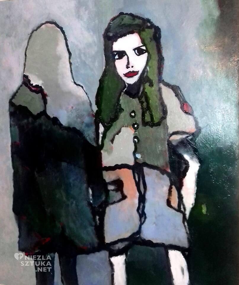 Iwona Dombek Rybczyńska, dziewczynka, Niezła sztuka