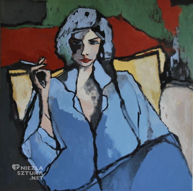Iwona Dombek Rybczyńska, odpoczynek, Niezła sztuka