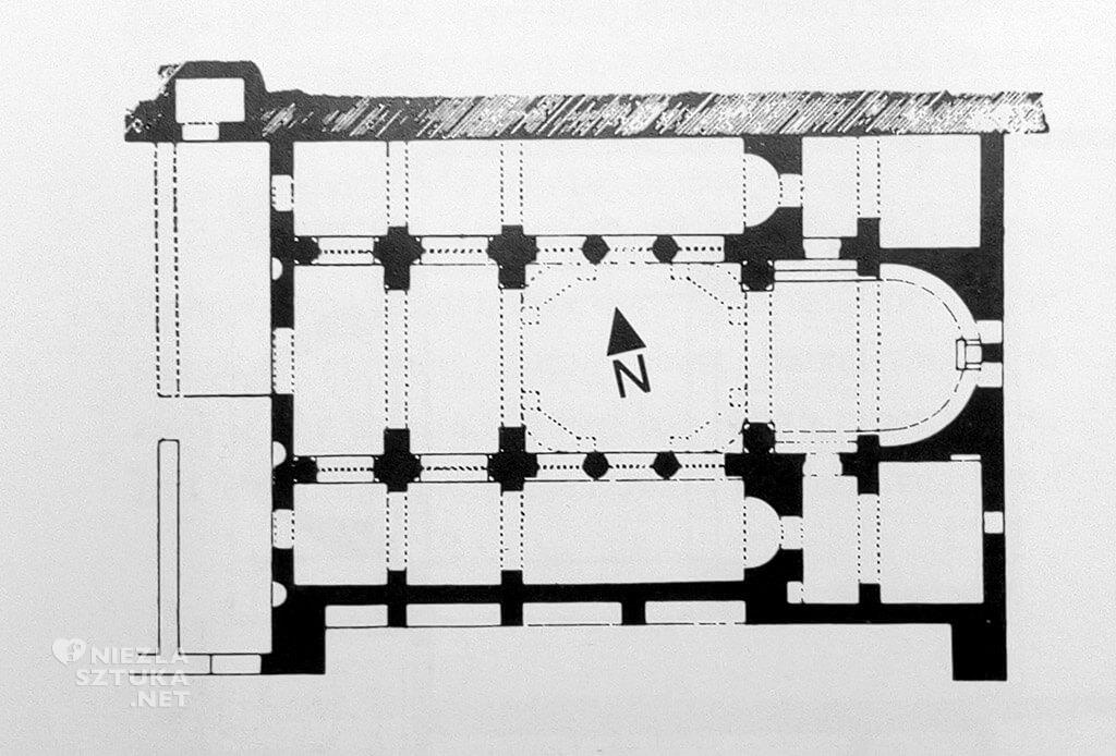 Koja Kalessi, Bazylika zwana Kościołem Wschodnim w klasztorze Alahan