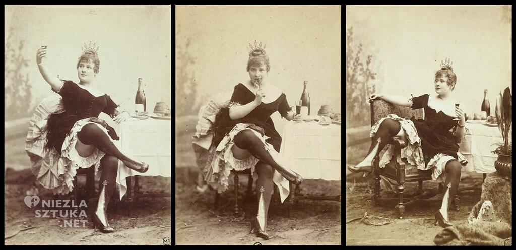La Goulue, Henri de Toulouse-Lautrec, Moulin Rouge, Niezła sztuka
