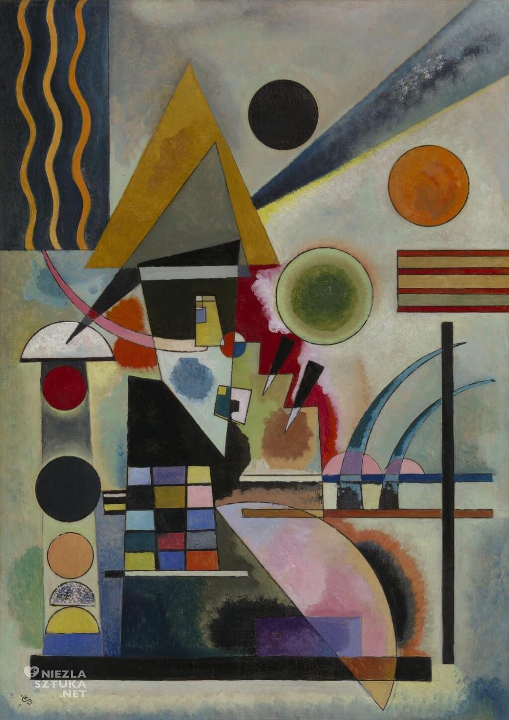 Wassily Kandinsky, Swinging, Niezła sztuka