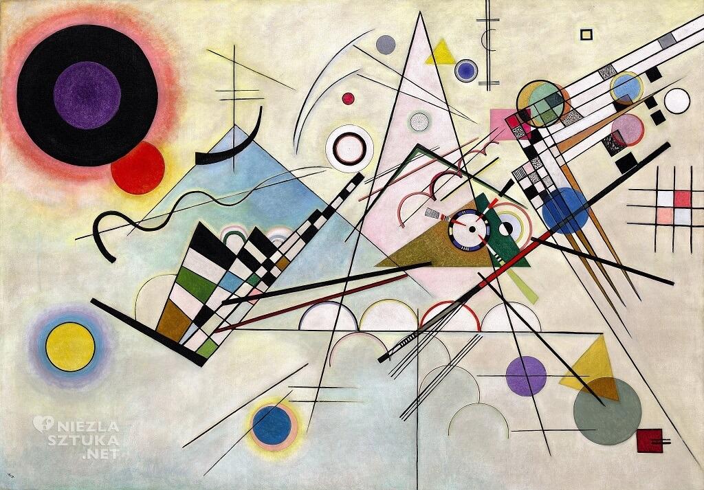 Wassily Kandinsky, Kompozycja VIII, Niezła sztuka