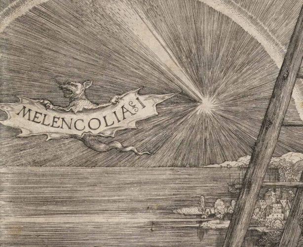 Albrecht Durer, Melancholia, Niezła sztuka