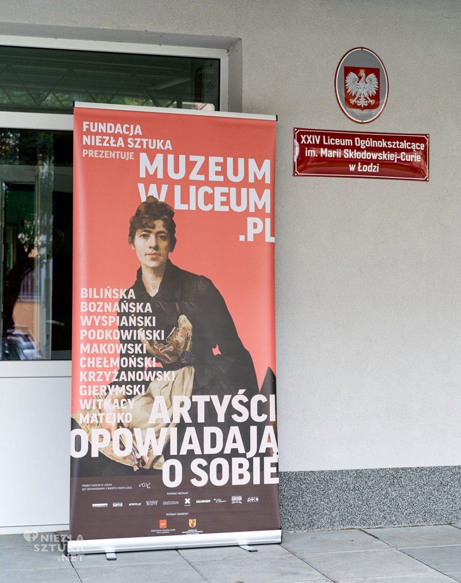 Muzeum w Liceum, Niezła sztuka
