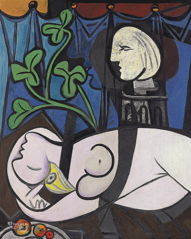Pablo Picasso, Kobieta, Akt, Niezła sztuka