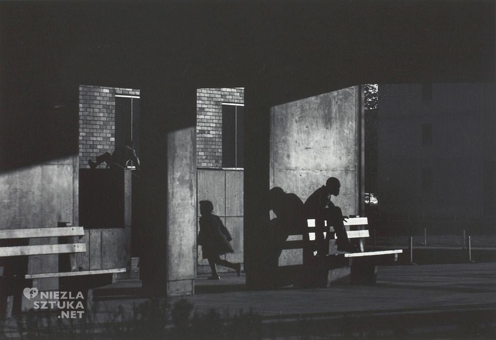 ray metzker, chicago, fotografia, fotograf, Niezła sztuka