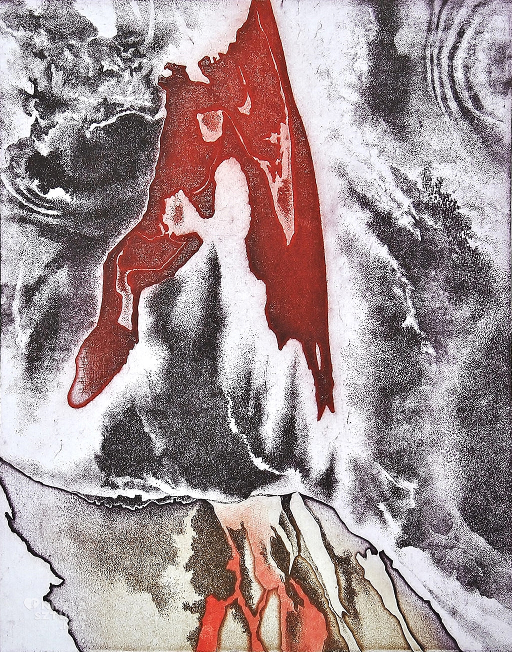 Lenka Vojtova, artystka czeska, rysunek, malarstwo, Niezła sztuka
