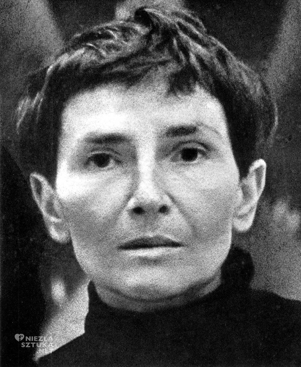 Maria Jarema, Jaremianka, malarka, sztuka polska, Niezła sztuka