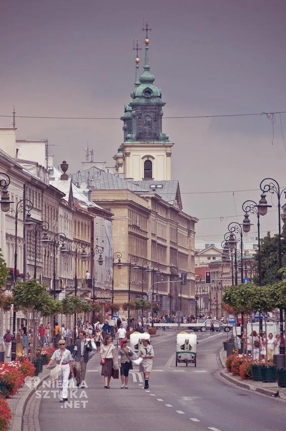 Nowy Świat, Warszawa, Niezła Sztuka
