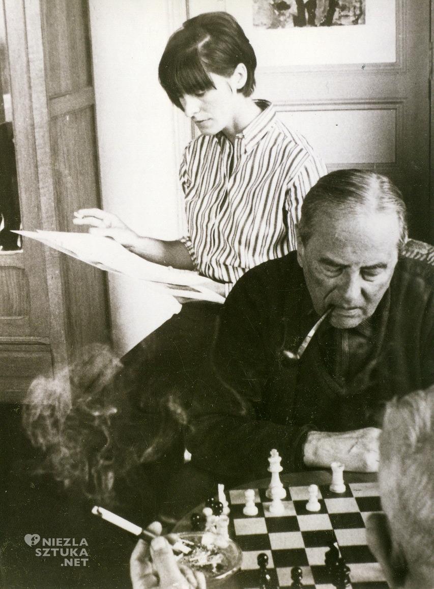 Witold Gombrowicz, Rita Gombrowicz, pisarz, Niezła sztuka