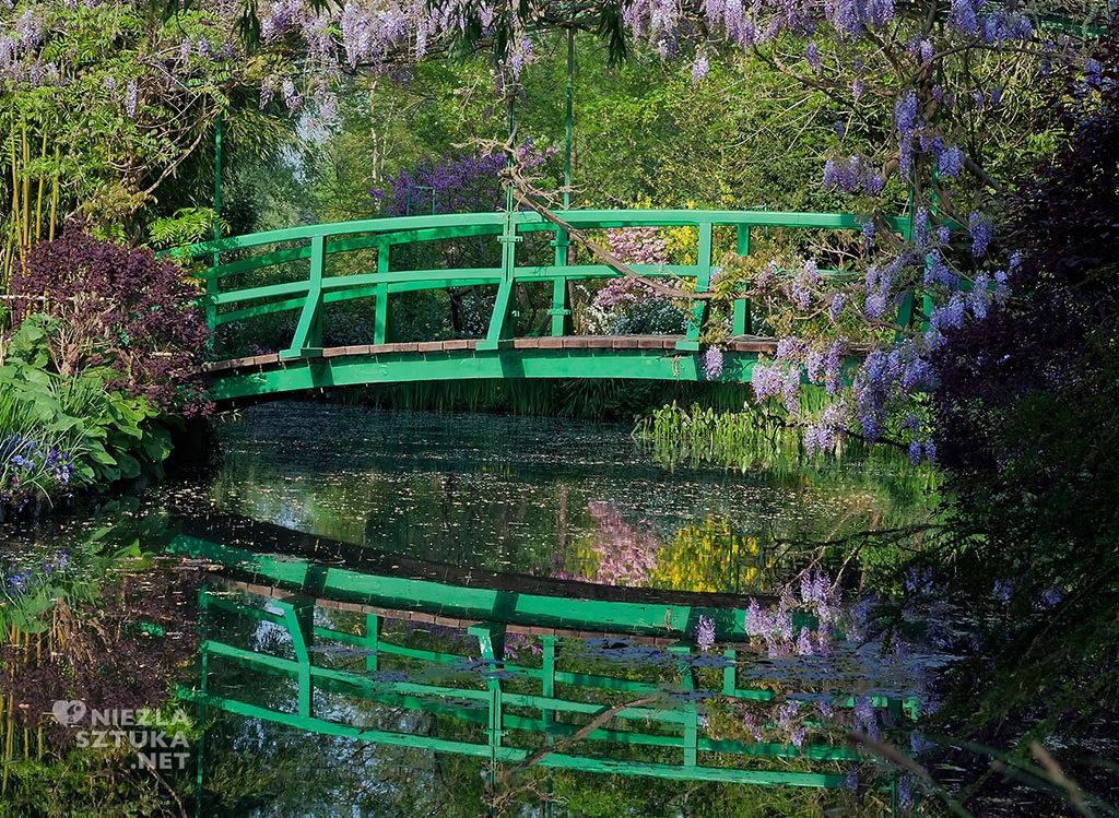 Monet, Giverny, Niezła sztuka