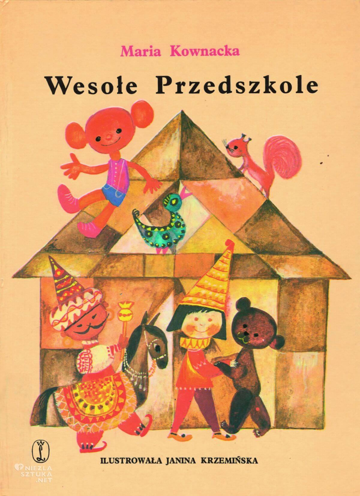 Janina Krzemińska, Maria Kownacka, plastuś, ilustracja polska, Niezła sztuka