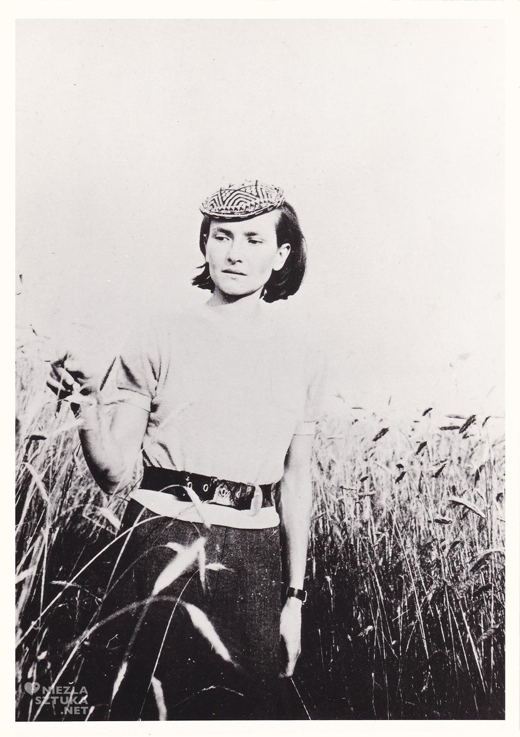 Maria Jarema, malarka, sztuka polska, polskie artystki, Niezła Sztuka