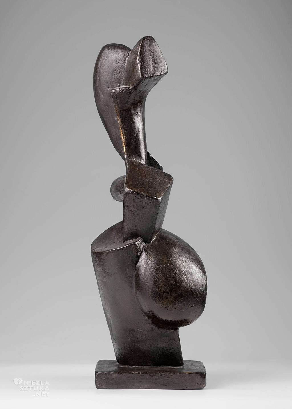 Maria Jarema, rzeźba, Kompozycja, Niezła Sztuka