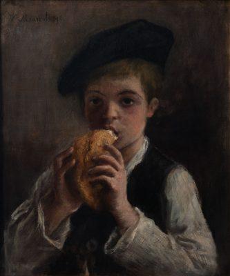 Victorine Meurent, malarka, modelka, Edouard Manet, Olimpia, Niezła sztuka