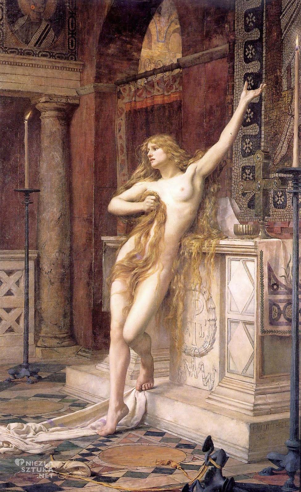 Charles William Mitchell, Hypatia, Niezła Sztuka