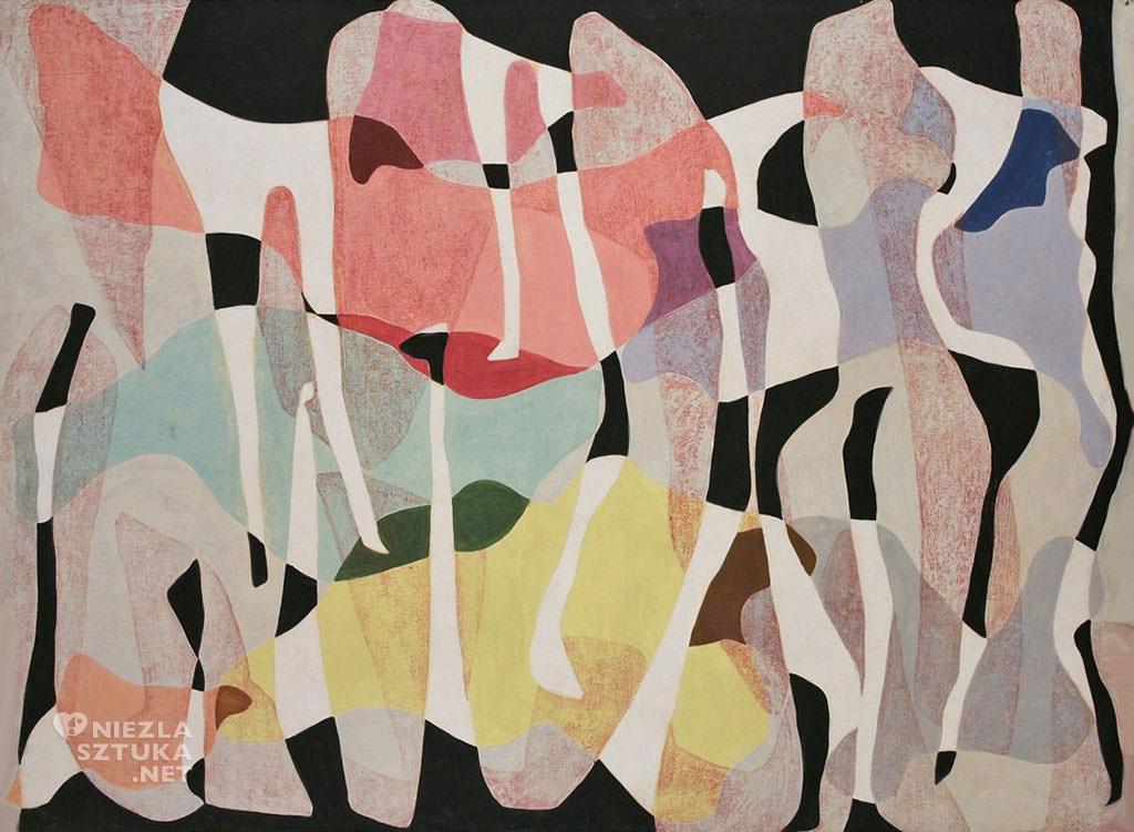 Maria Jarema, malarka, Niezła Sztuka
