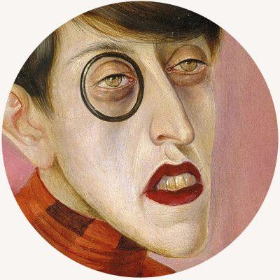 Otto Dix Sylvia von Harden, Niezła sztuka