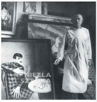 Otto Dix, Sylvia von Harden, Niezła sztuka