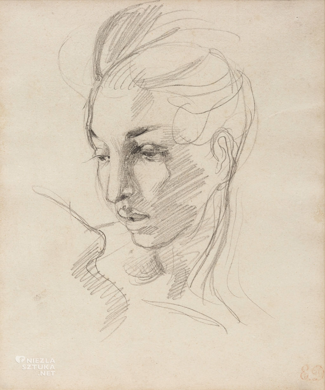Eugène Delacroix, głowa wolności, sztuka francuska, Niezła Sztuka