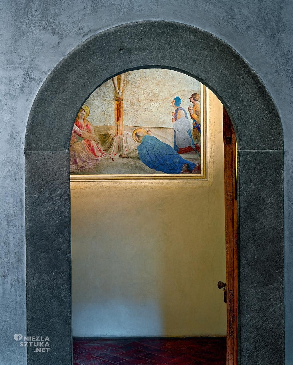 Fra Angelico, Robert Polidori, sztuka włoska, klasztor San Marco, Niezła sztuka