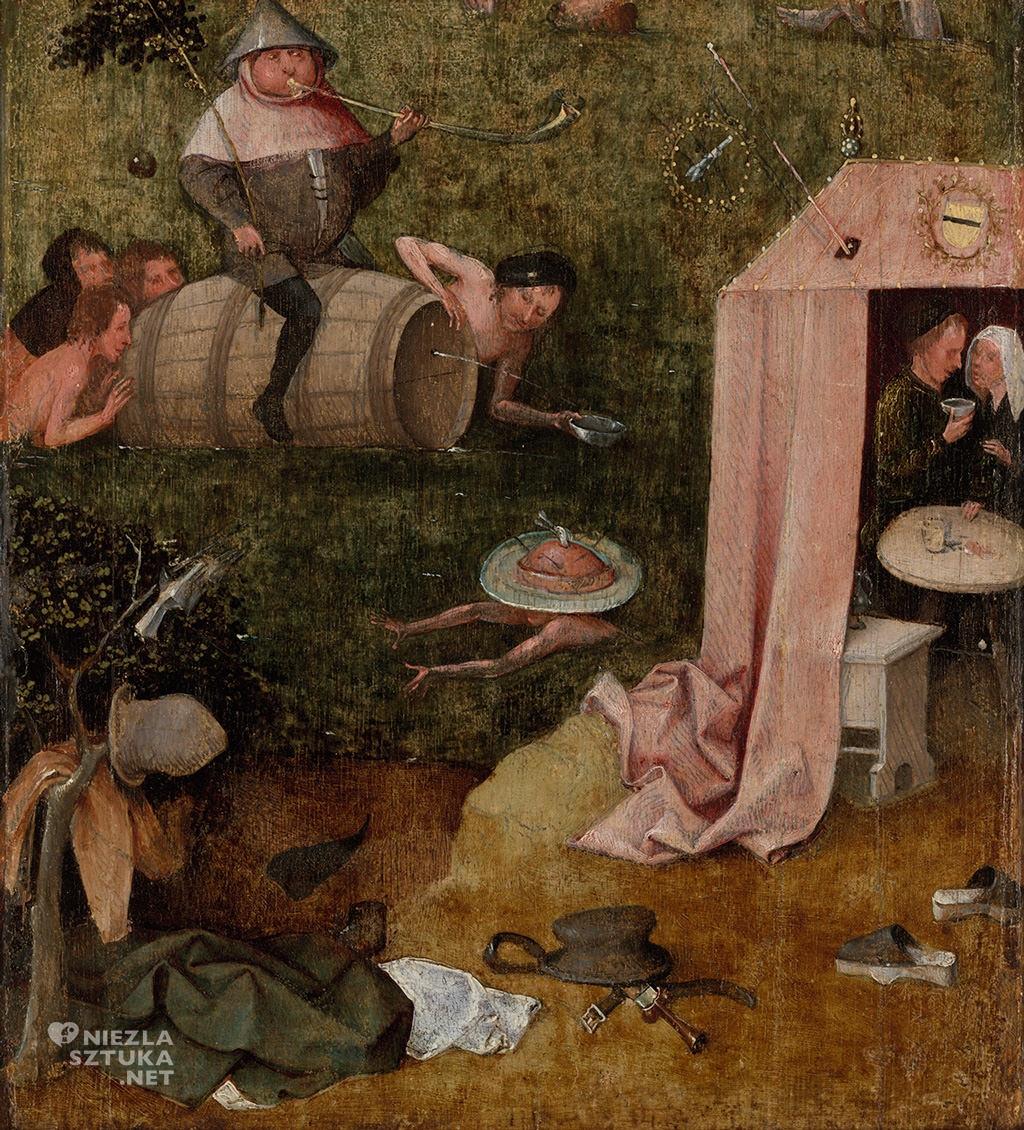Hieronim Bosch, Alegoria nieumiarkowania, prymitywiści flamandzcy, prymitywiści niderlandzcy, statek głupców, renesans północny, Niezła Sztuka