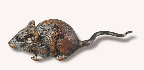mysz, Olga Boznańska, Niezła sztuka