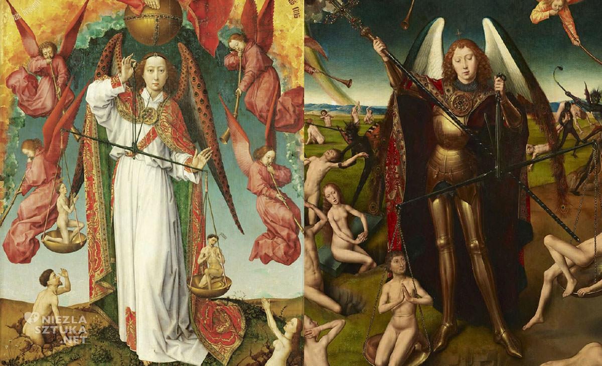 Rogier van der Weyden, Hans Memling, Sąd ostateczny, Gdańsk, Niezła sztuka