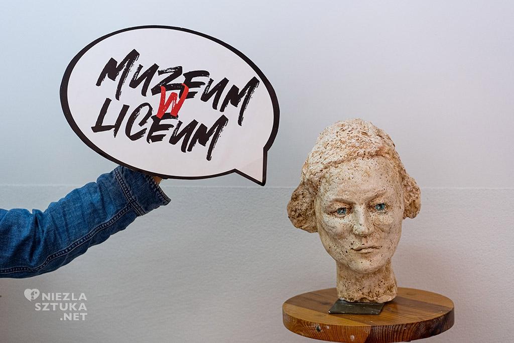 Liceum Plastyczne im. T. Makowskiego w Łodzi, Muzeum w Liceum, Niezła sztuka