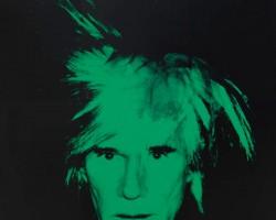 Andy Warhol, Autoportret, pop-art, Niezła Sztuka