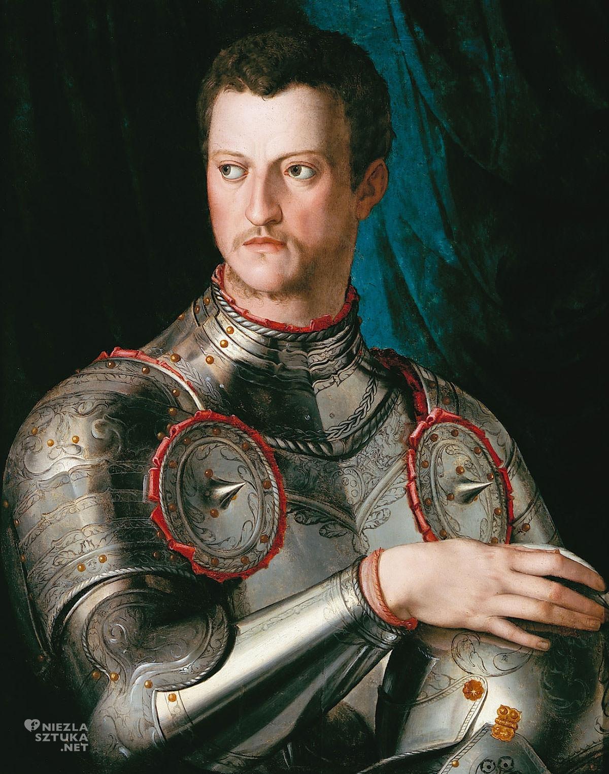 Agnolo Bronzino, Kosma I Medyceusz, Muzeum Narodowe w Poznaniu, Niezła sztuka