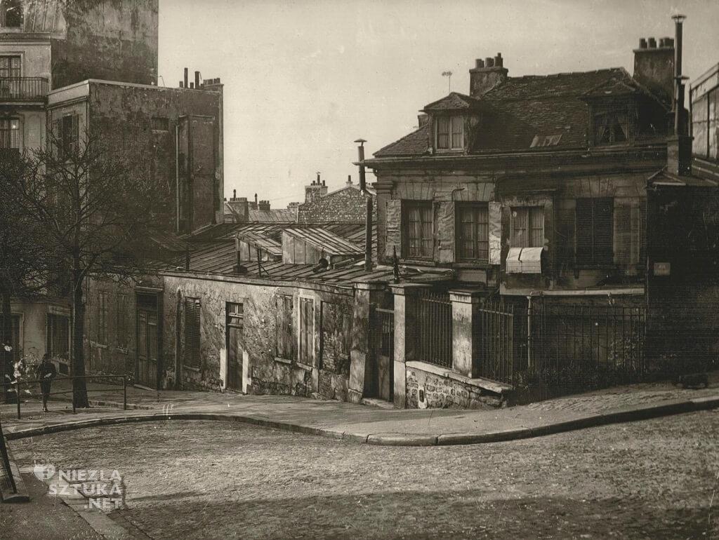 Bateau-Lavoir, Ecole de Paris, Niezła sztuka