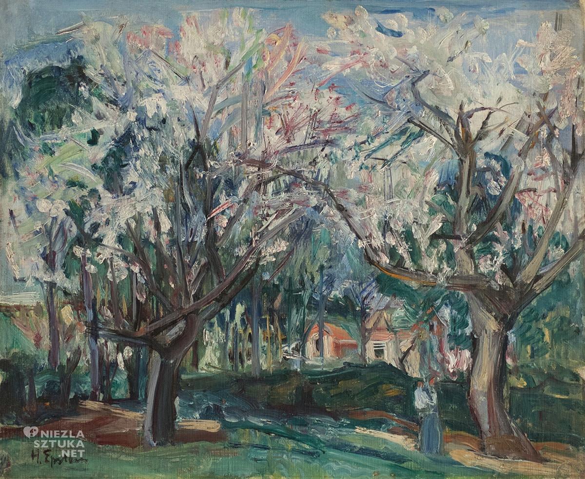 Henryk Epstein, Ecole de Paris, Niezła sztuka