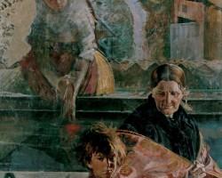 Jacek Malczewski, Janko Muzykant, muzeum w Toruniu, malarstwo polskie, Niezła Sztuka