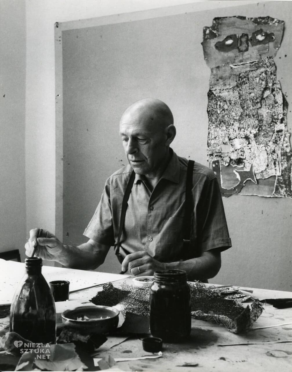 Jean Dubuffet, malarz, rzeźbiarz, sztuka francuska, Niezła sztuka