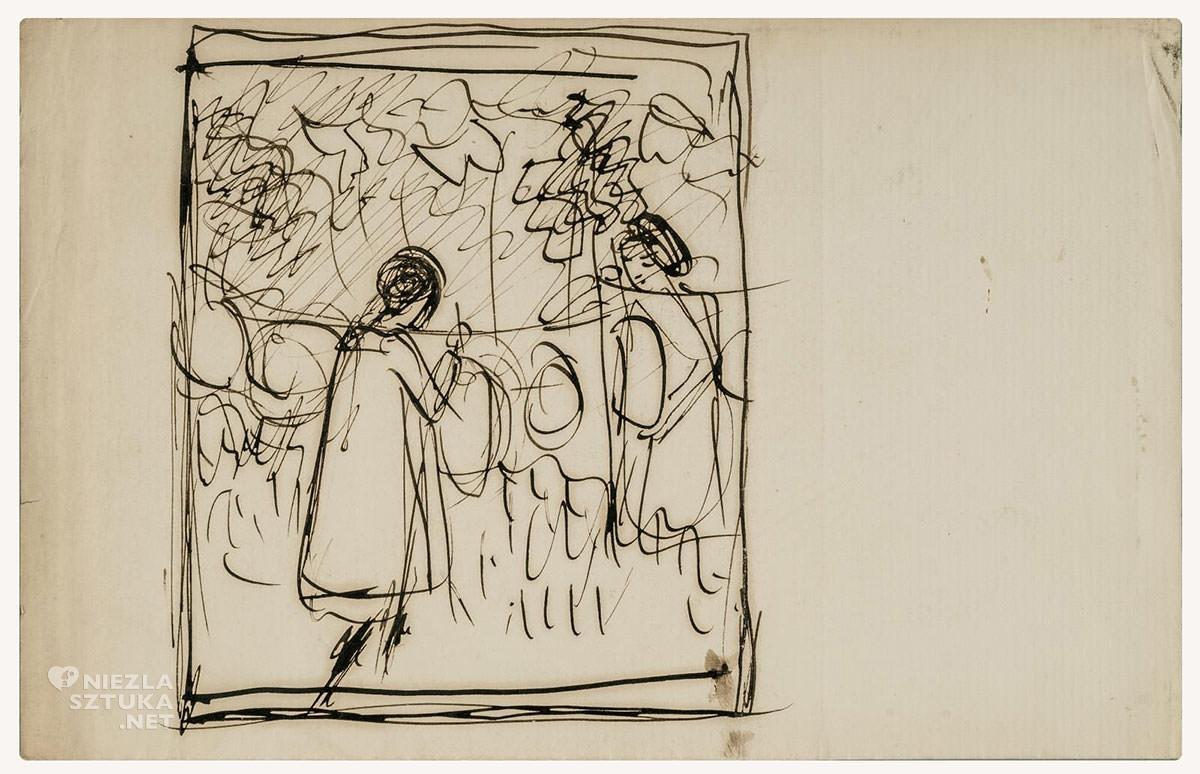 John Singer Sargent, Goździk, lilia, lilia, róża, malarstwo amerykańskie, dziecko w sztuce, Niezła sztuka