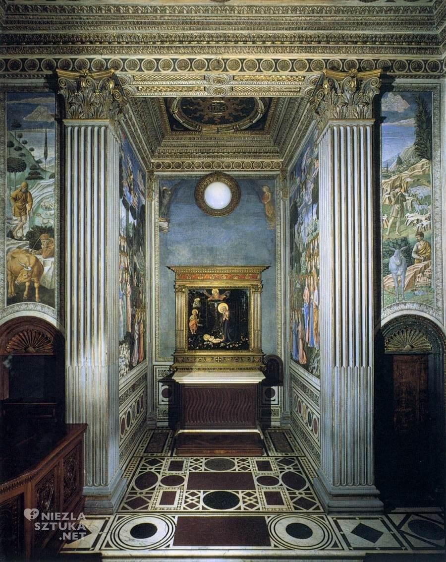 kaplica medyceuszy. Florencja, Niezła sztuka